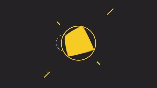 Shape Logo Reveal: Premiere Pro Templates