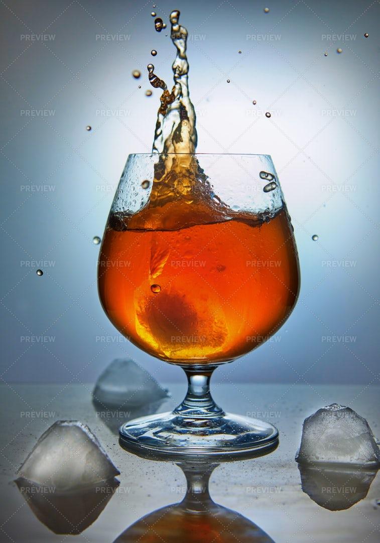 Orange Drink: Stock Photos
