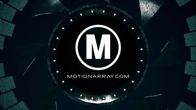 Logo Machine Reveal V2: After Effects Templates