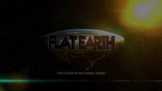 Flat Earth Intro: After Effects Templates