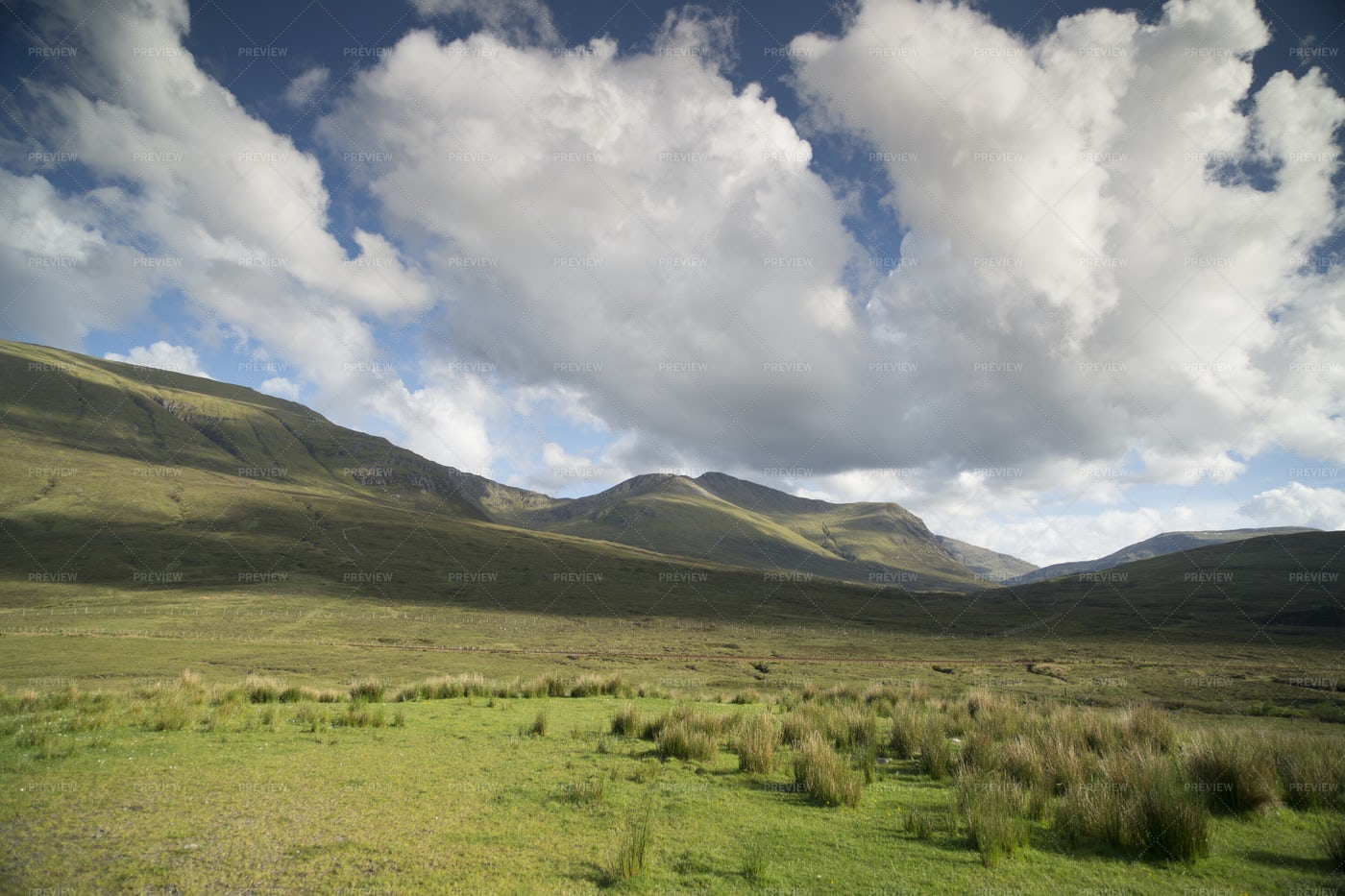 Scotland Mountains: Stock Photos