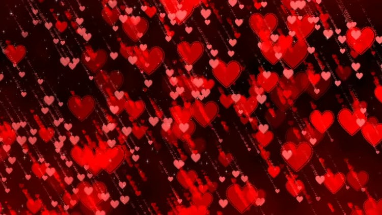 Valentine Background Pack: Stock Motion Graphics