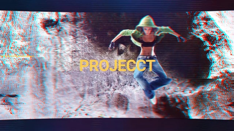 Dynamic Intro: After Effects Templates