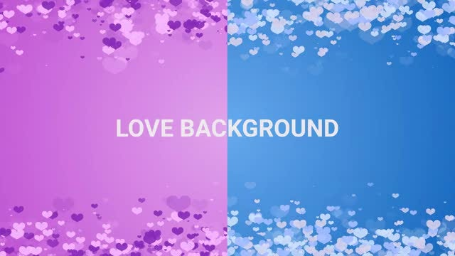 Love background: Stock Motion Graphics