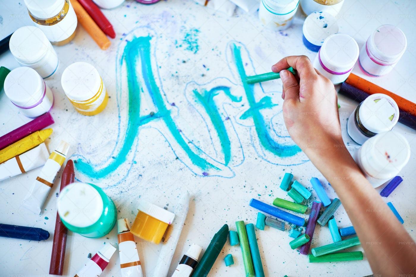 Creative Art Background: Stock Photos