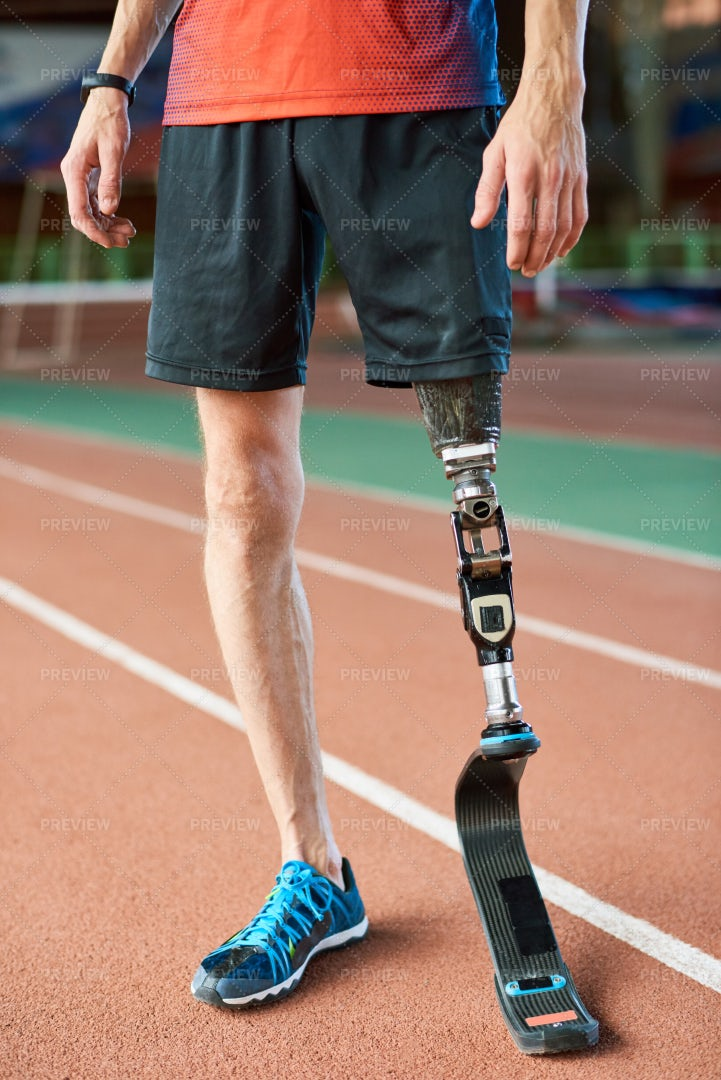 Handicapped But Not Disabled: Stock Photos