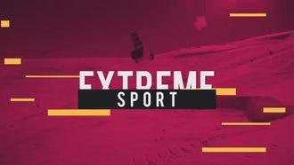 Extreme Sport: Premiere Pro Templates