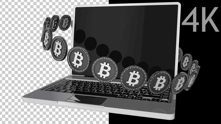 Computer Bitcoin: Motion Graphics