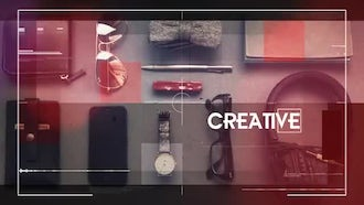 Artistical Frame: After Effects Templates