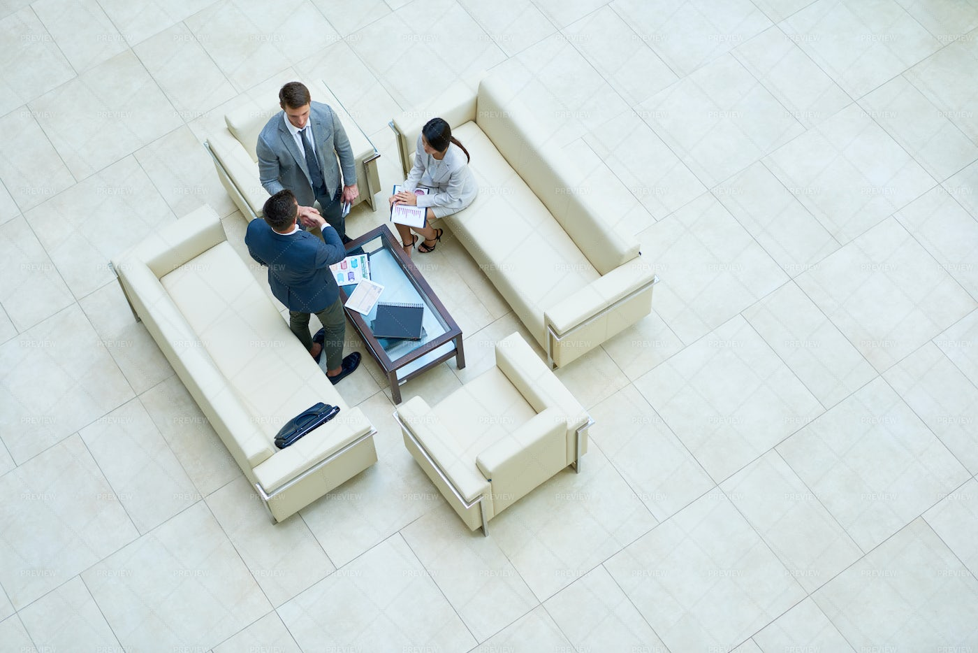 Business Meeting Background: Stock Photos