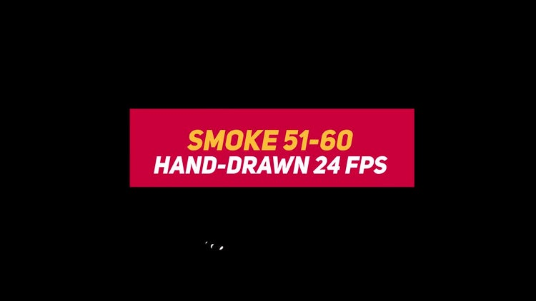 Liquid Elements Smoke 51-60: Stock Motion Graphics