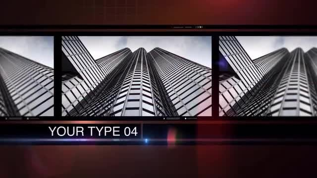 Clip Strip: After Effects Templates