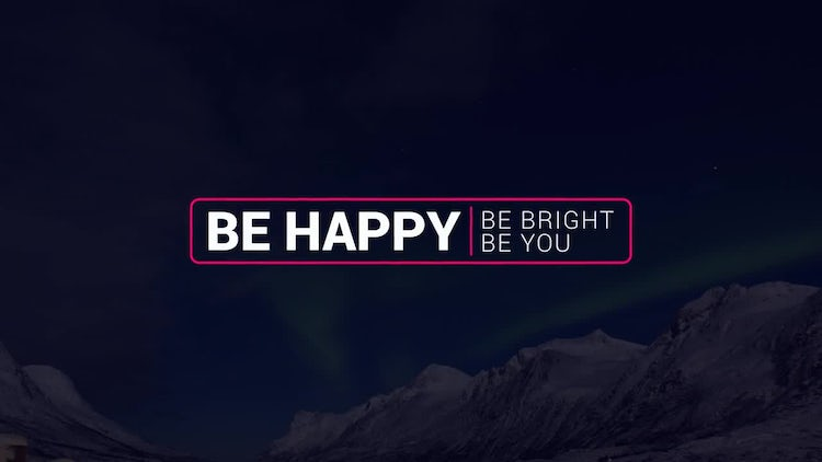 Smart Titles: After Effects Templates