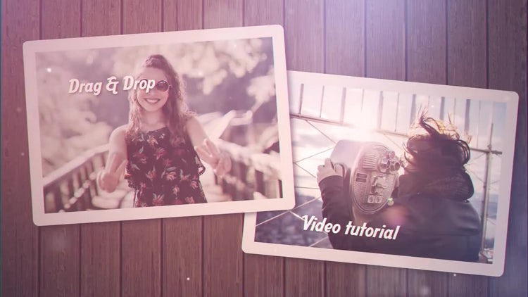 Stop Motion Gallery: After Effects Templates