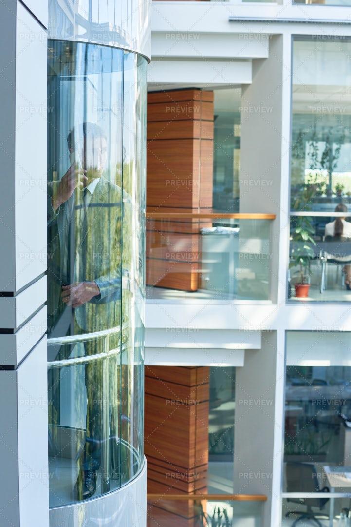 Modern Office Building Design: Stock Photos
