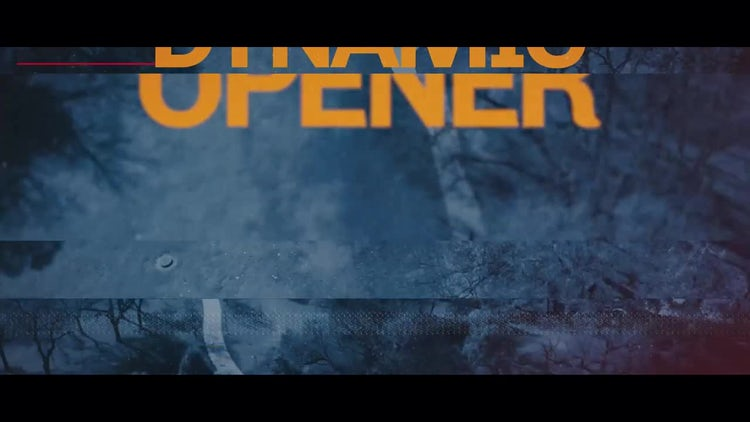 Workout Opener: After Effects Templates