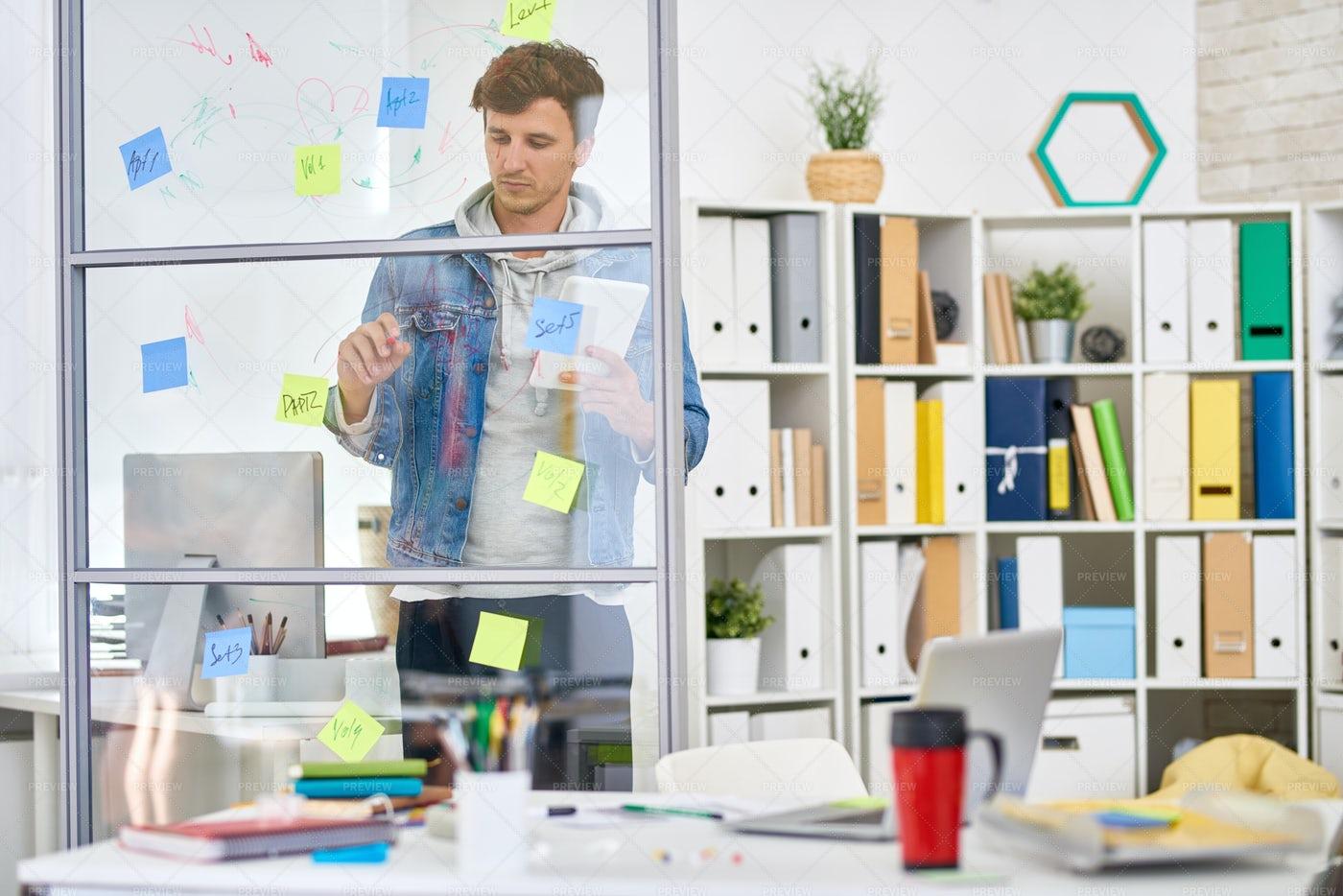 Young Startup Entrepreneur: Stock Photos