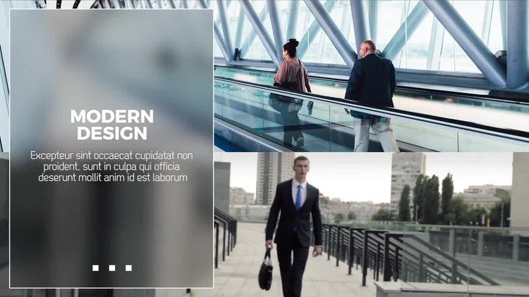 New Corporate - Modern Promo: Premiere Pro Templates