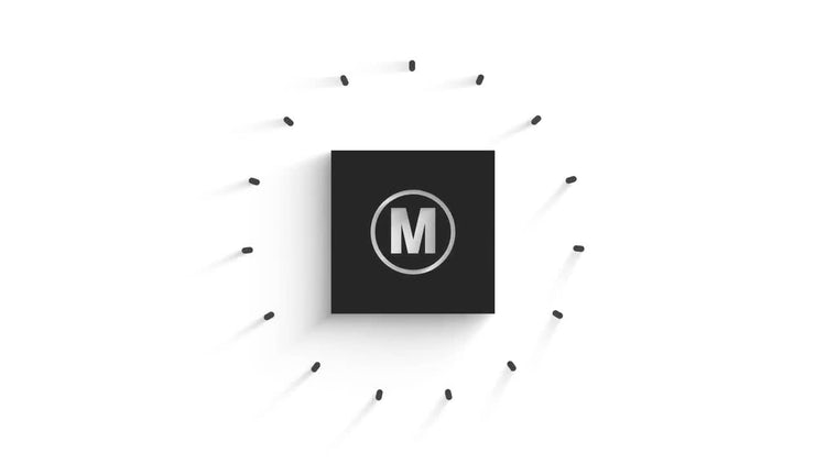Minimal Modern Logo: After Effects Templates