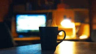 Hot Tea: Stock Video