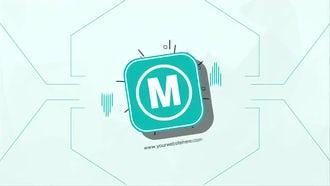 Flat Shape Logo: After Effects Templates