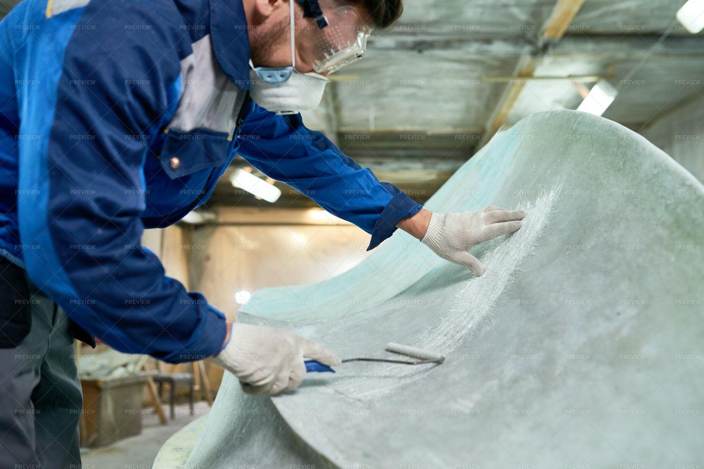 Boat Maintenance: Stock Photos