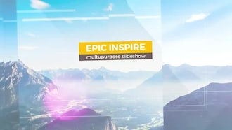 Epic Inspire: After Effects Templates