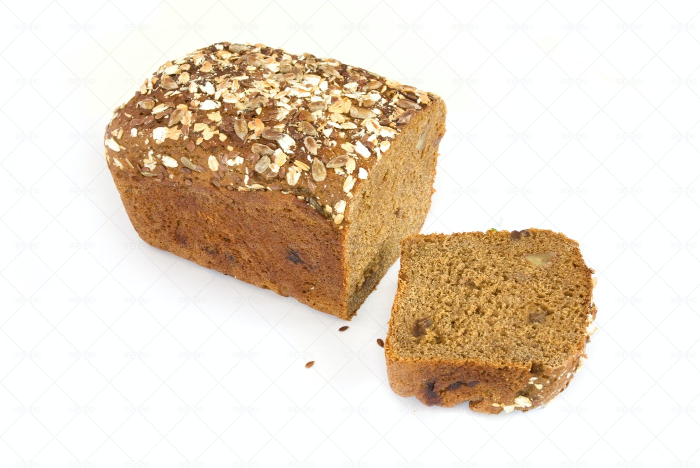 Cereal Bread: Stock Photos