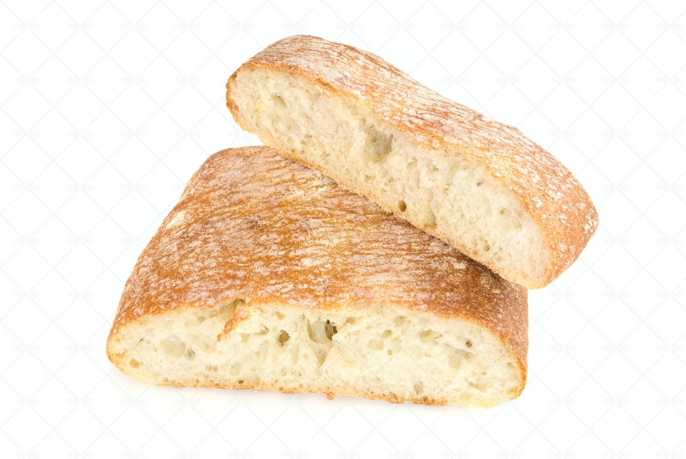 Ciabatta Bread: Stock Photos