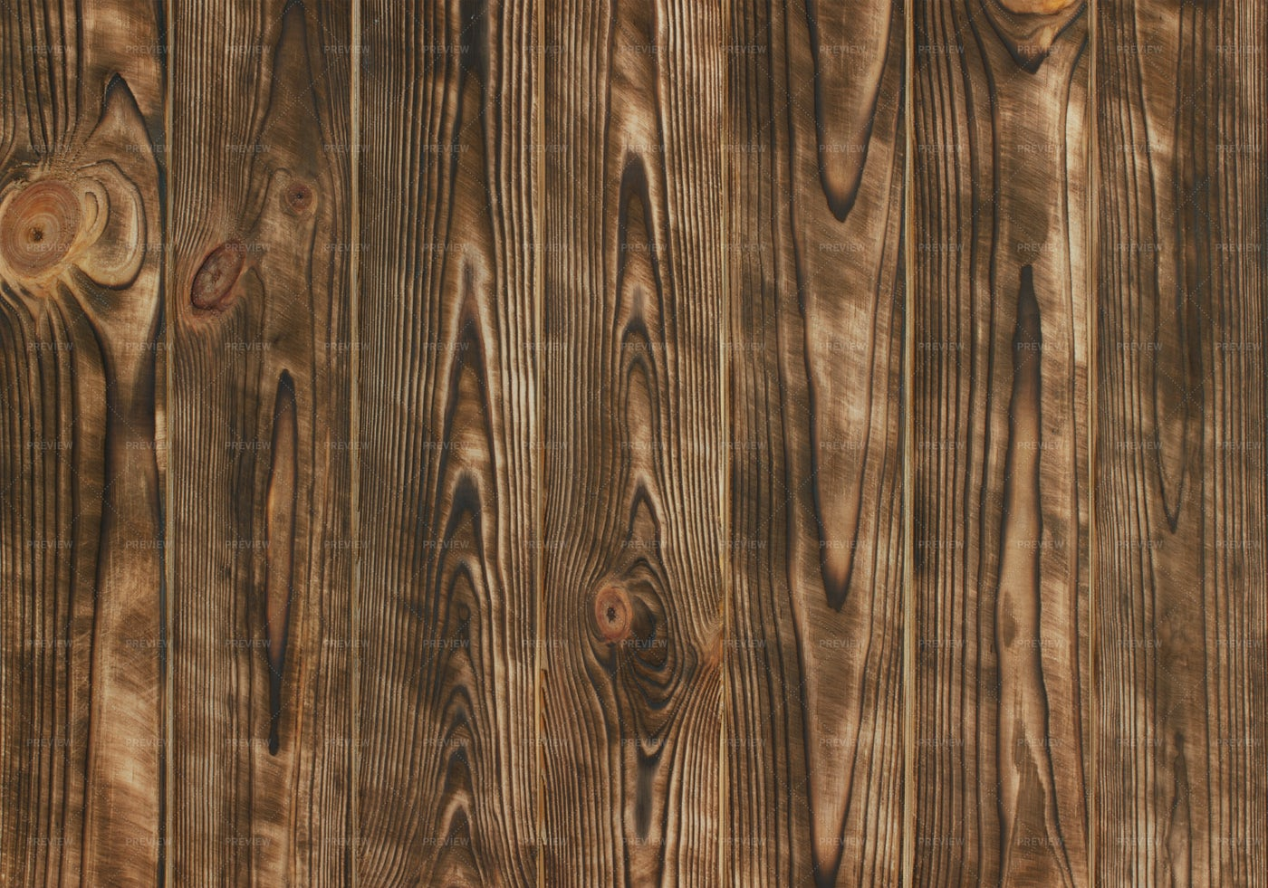 Natural Wooden Planks Background: Stock Photos
