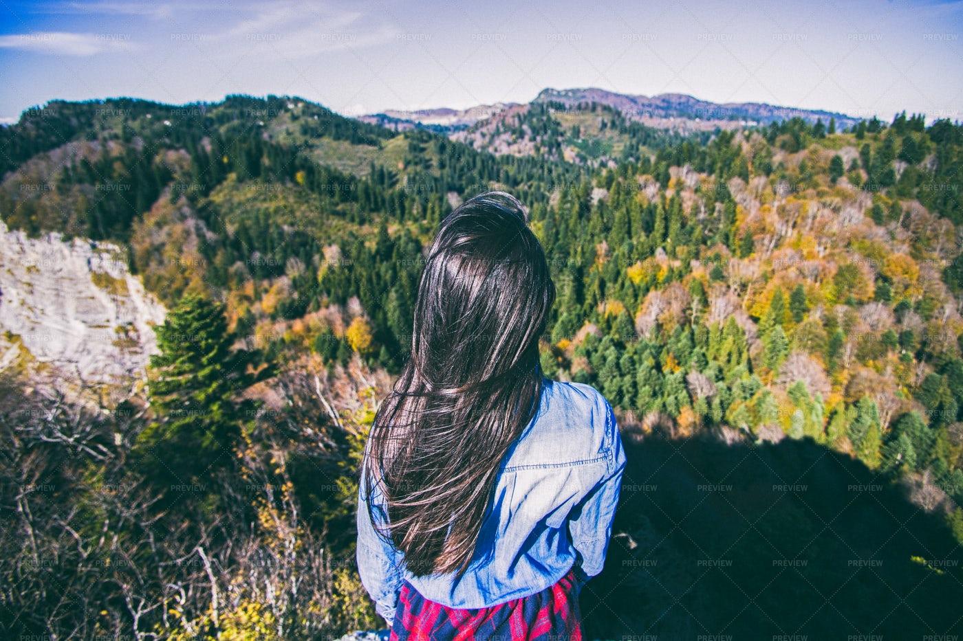 Enjoying Nature: Stock Photos