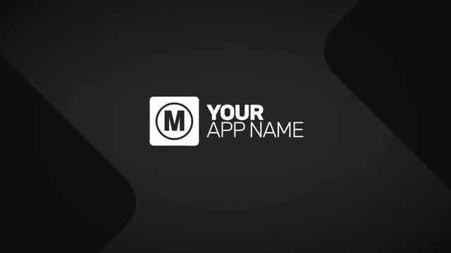 Application Promo Slides: After Effects Templates