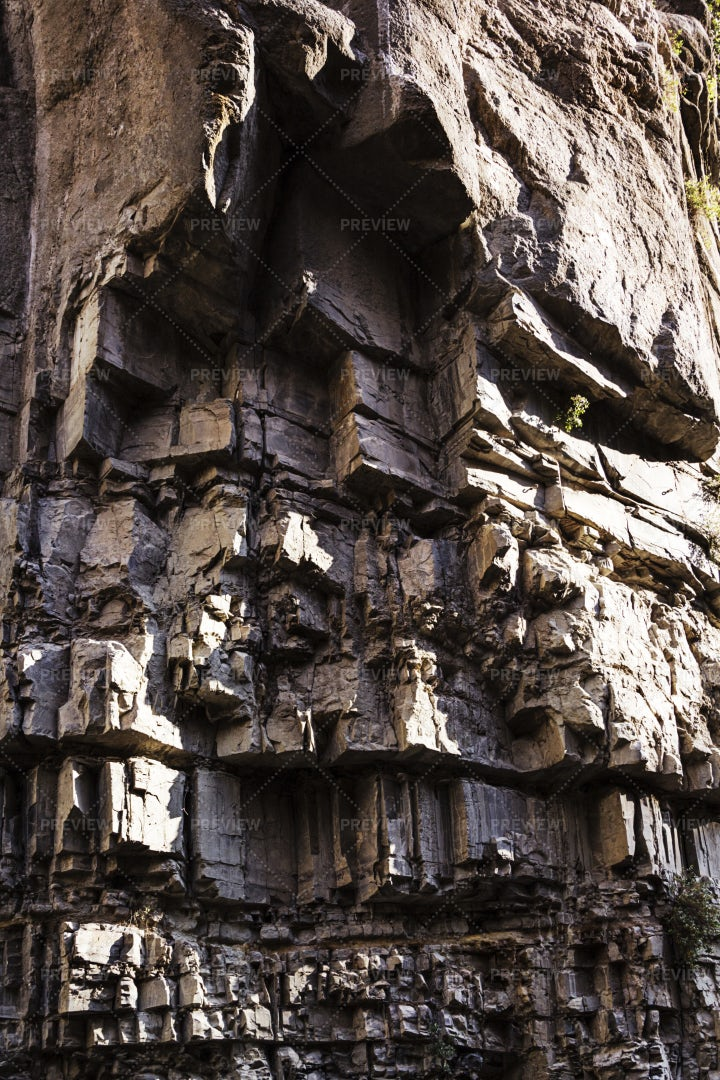 Weathered Rock Formations: Stock Photos