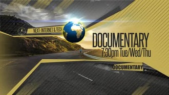 TV: After Effects Templates
