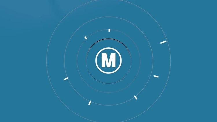 3D Circle Logo: Premiere Pro Templates
