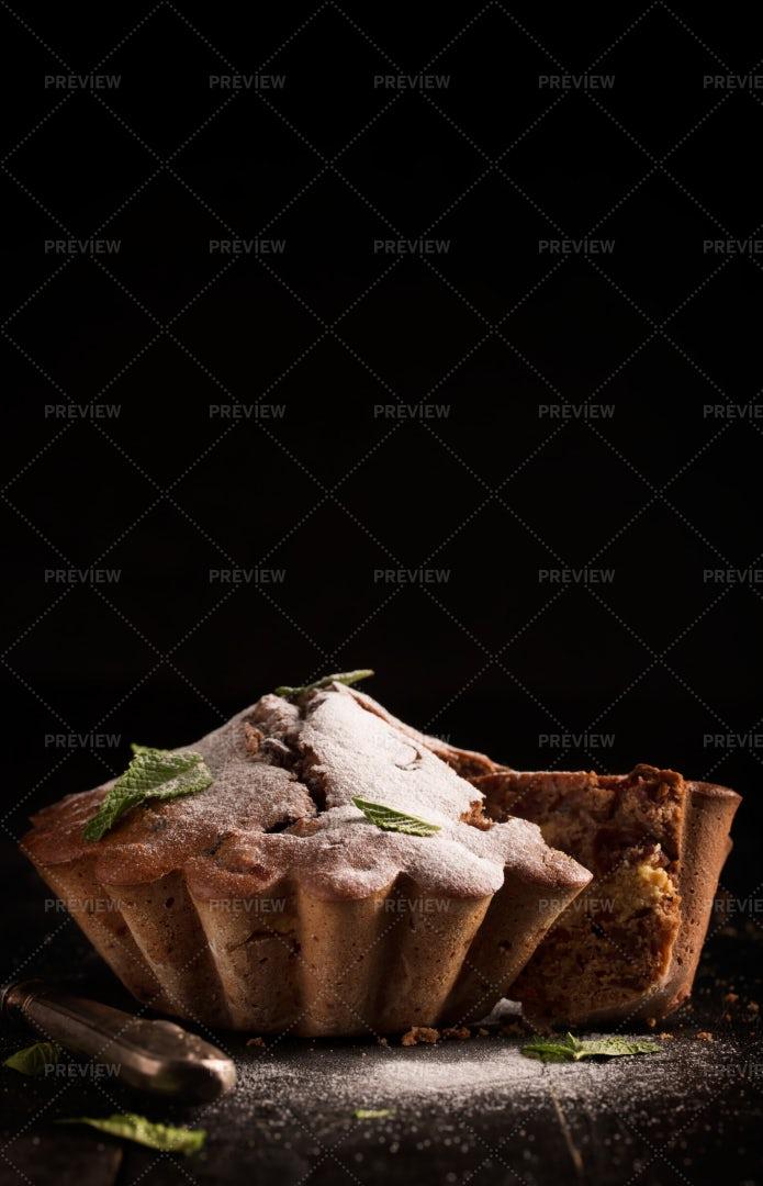 Luxury Chocolate Cake: Stock Photos
