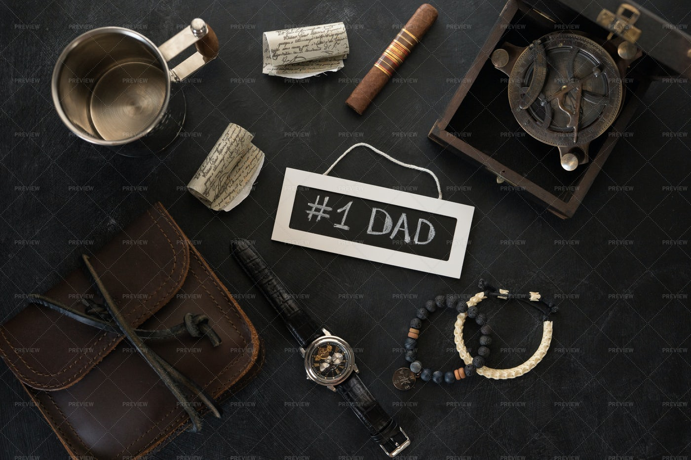 Father's Day Gift Ideas: Stock Photos