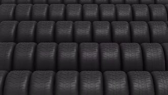 Automobile Tires: Motion Graphics