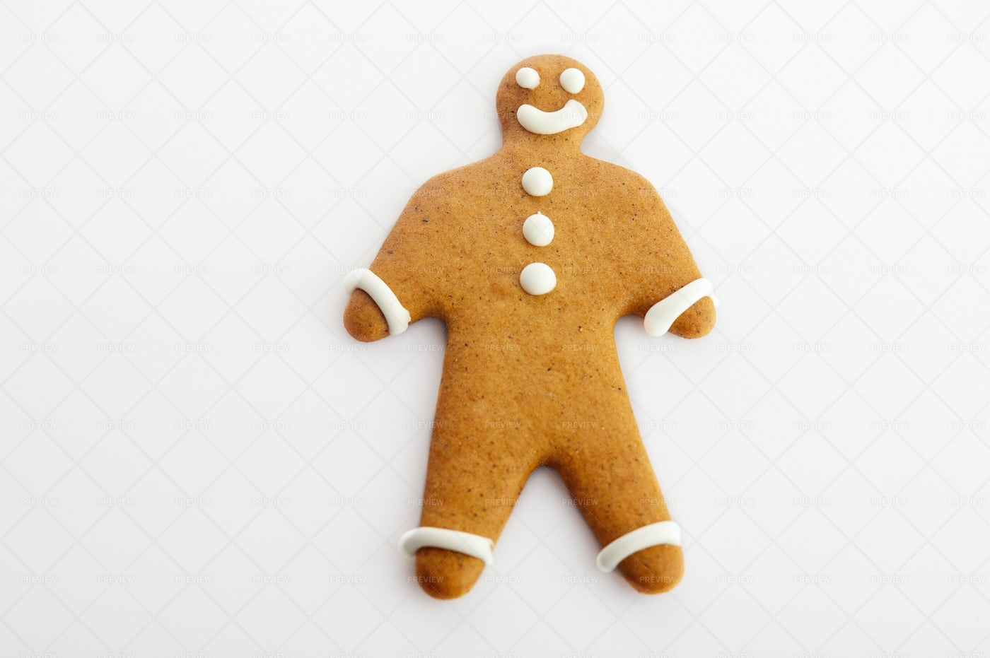 Gingerbread Cookie: Stock Photos