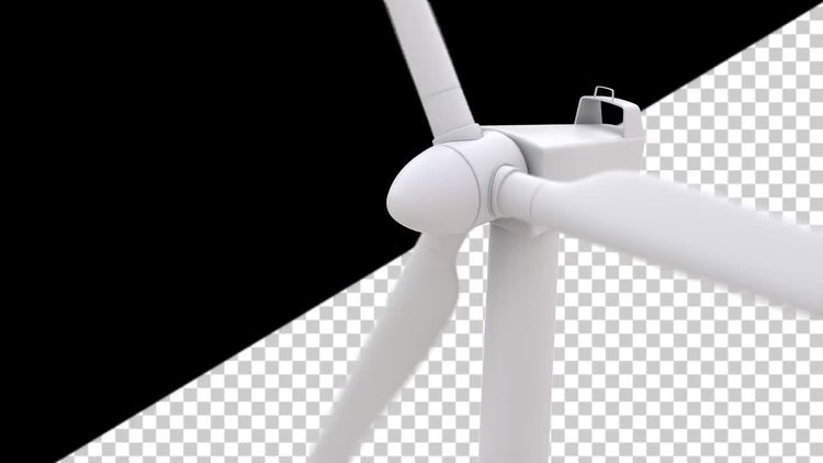 Wind Generator with an alpha channel: Motion Graphics