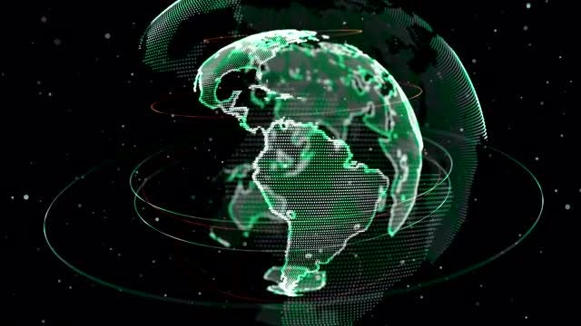 World Digital Network: Stock Motion Graphics