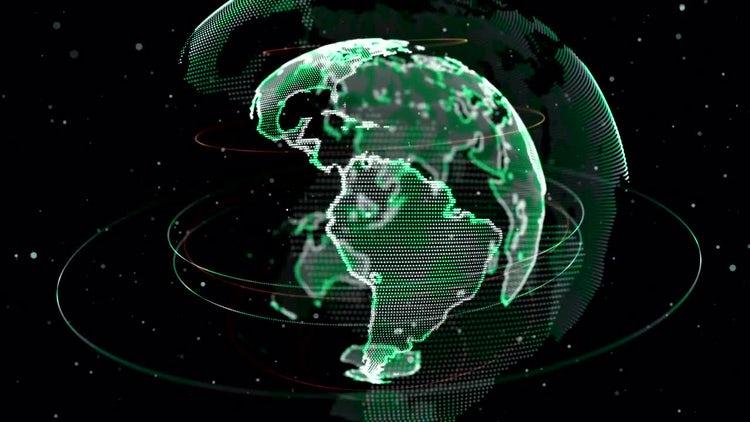 World Digital Network: Motion Graphics