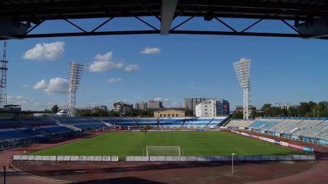 Soccer Stadium: Stock Video