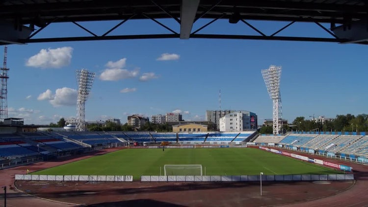 Soccer Stadium: Stock Video
