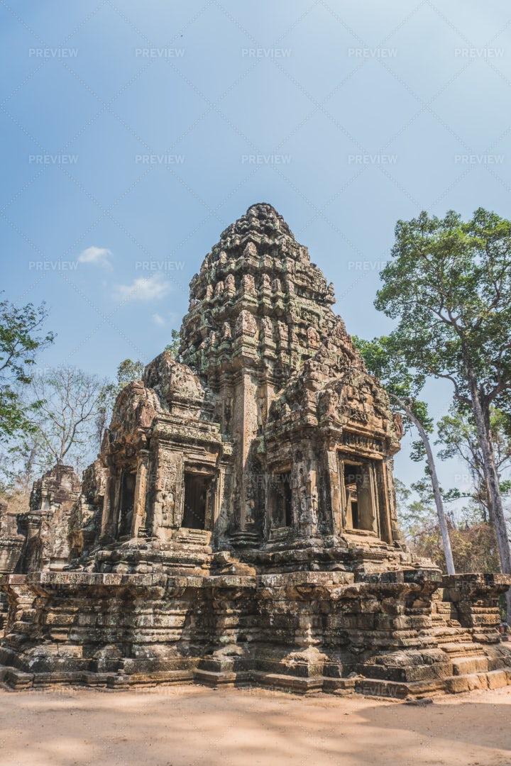 Thommanon Temple: Stock Photos