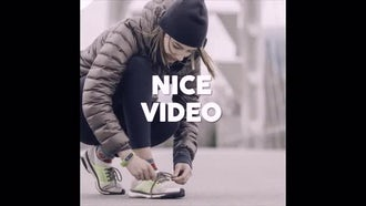 Instagram Short Promo : After Effects Templates