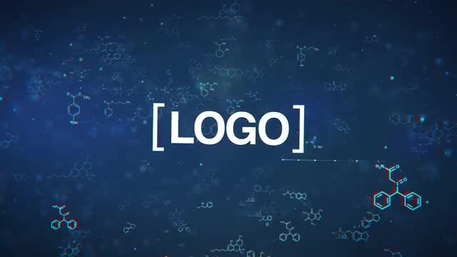Chemical Logo Reveal: After Effects Templates