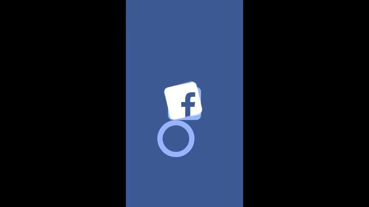 Vertical Facebook: After Effects Templates