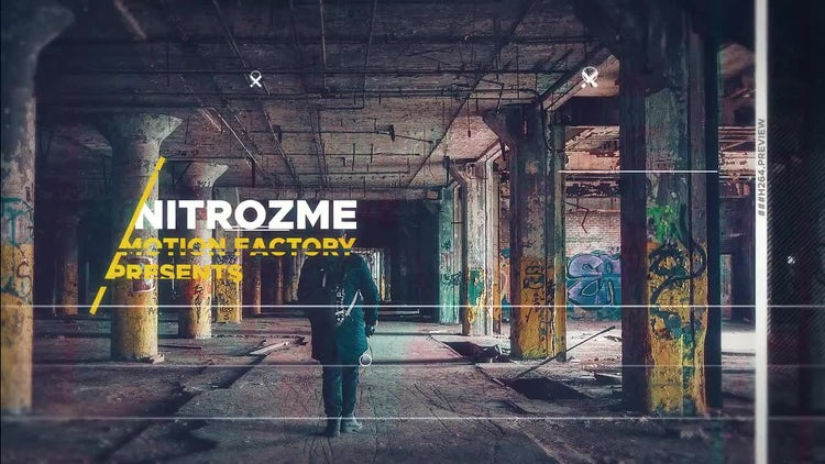 Urban Intro: After Effects Templates