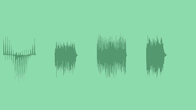 Totalling Gaining: Sound Effects